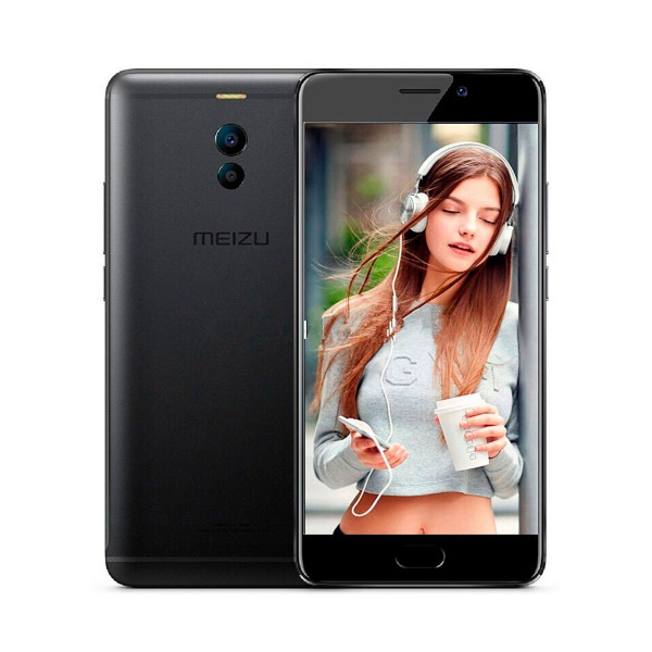 Meizu m6 note negro móvil 4g dual sim 5.5'' ips fhd/8core/64gb/4gb ram/12mp+5mp/16mp