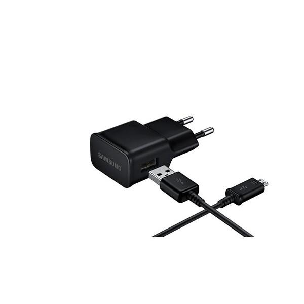 Samsung cargador usb negro 1,2 ma.
