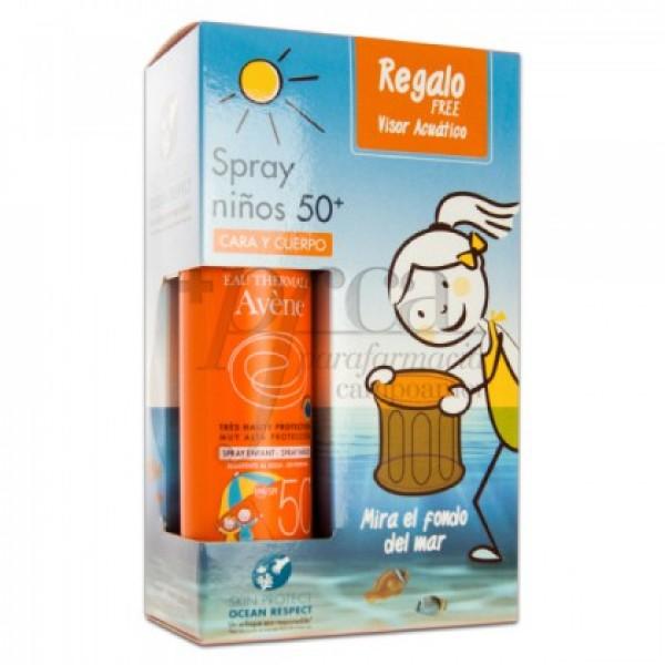 AVENE SPRAY NIÑOS SPF50 200 ML + REGALO PROMO
