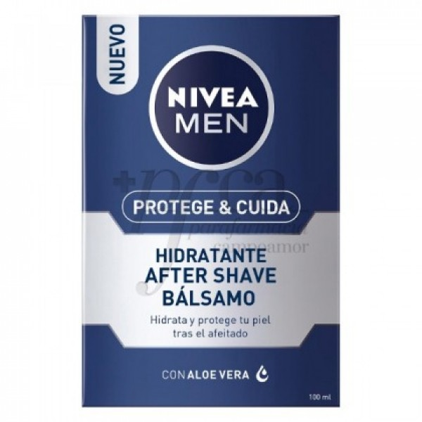 NIVEA FOR MEN AFTER SHAVE BALSAMO 100 ML
