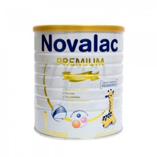 NOVALAC PREMIUM 1 LECHE  800 G