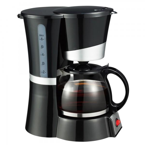 Cafetera goteo 4-6 tazas 0.60 l kuken