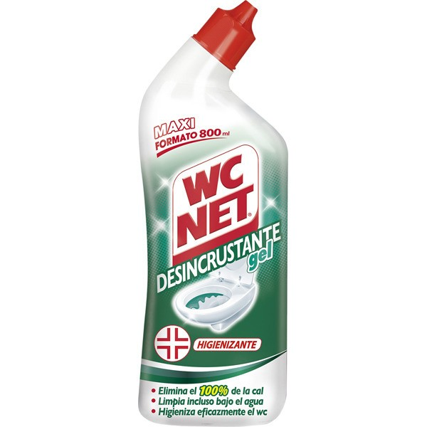 Wc net desincrustante gel 800ml