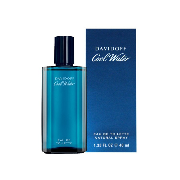 Davidoff cool water eau de toilette 40ml vaporizador
