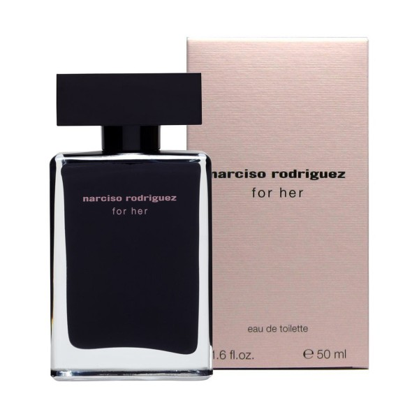 Narciso rodriguez for her eau de toilette 50ml vaporizador