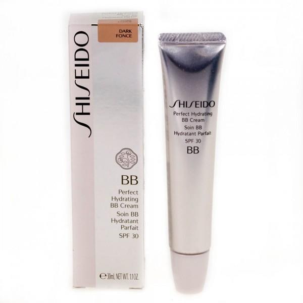 Shiseido perfect hidratante bb cream dark