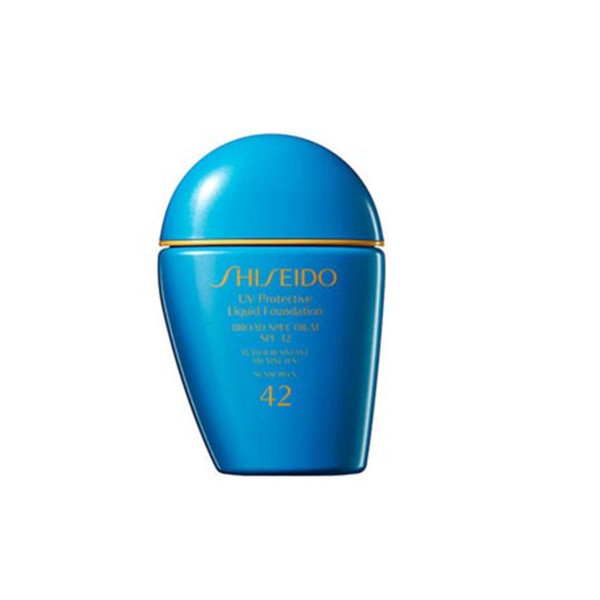 Shiseido un protective base spf30 medium ivory 30ml