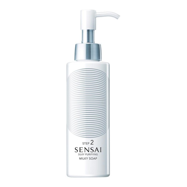 Kanebo sensai silky purifying milky soap step 2 150ml