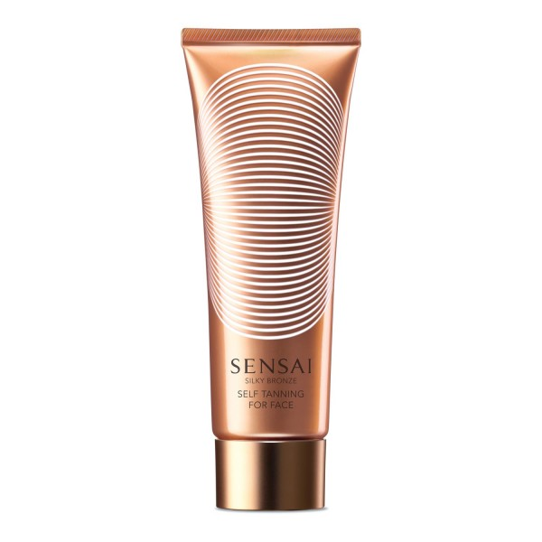 Kanebo sensai silky bronze self tanning rostro 50ml