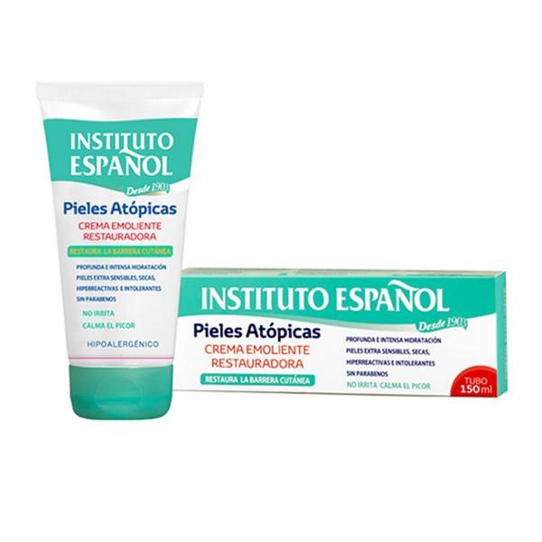 Instituto español pieles atopicas crema emoliente restauradora 150ml