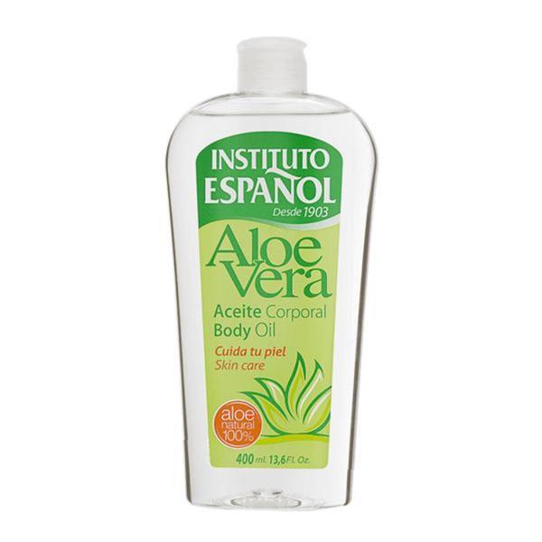 Instituto español aloe vera aceite corporal 400ml