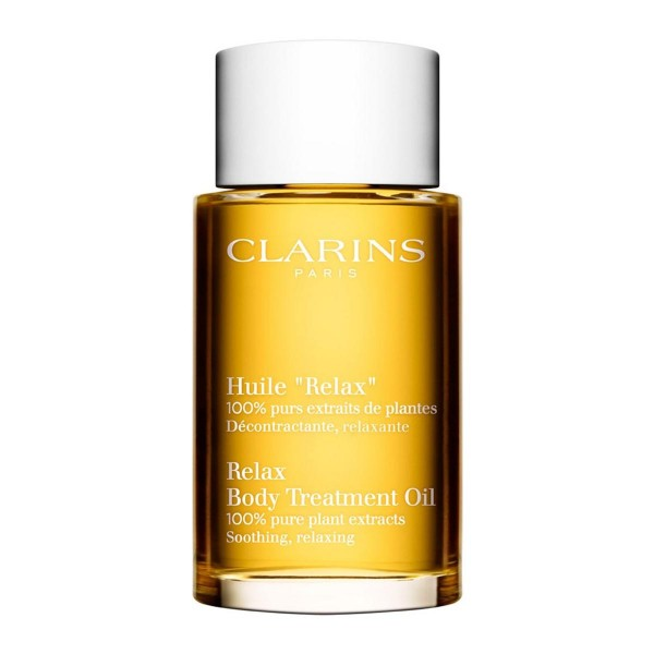 Clarins relax tratamiento aceite corporal aceite corporal 100ml