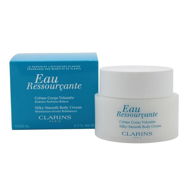Clarins eau ressourçante silky smooth crema corporal 200ml