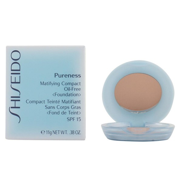 Shiseido pureness matifying compact oil free 30 natural ivory