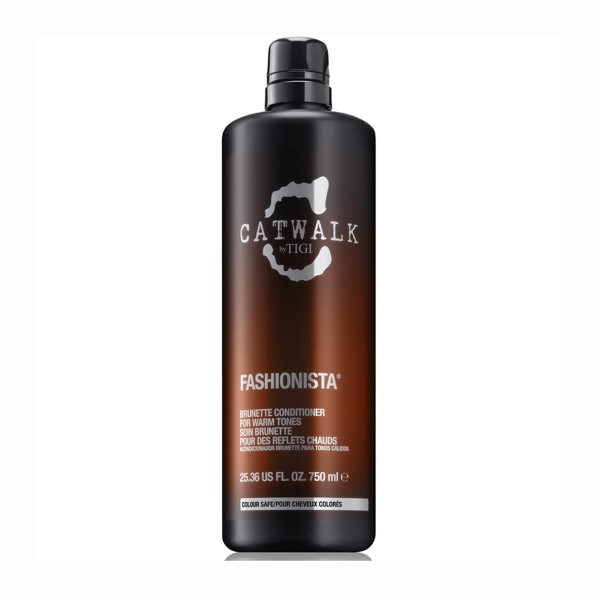 Tigi catwalk fashionista brunette acondicionador 750ml