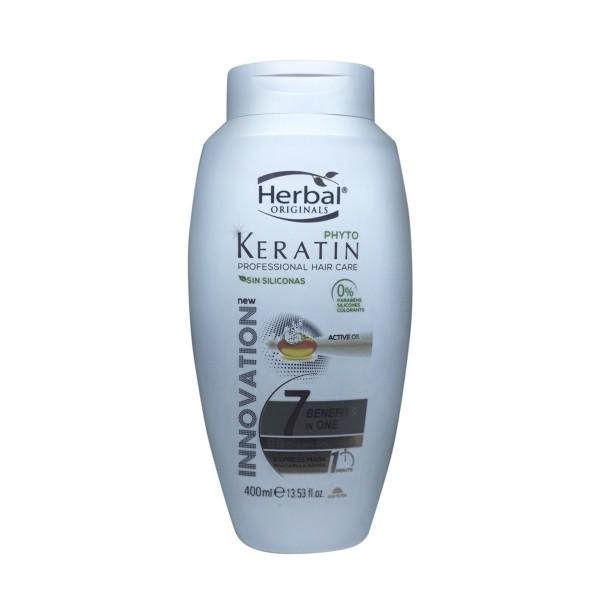 Herbal originals phyto keratin professional hair care 7 benefits in one bb cream antiedad express mascarilla 400ml