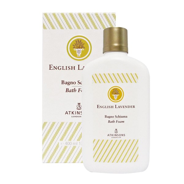 Atkinson hombre perfumed bath foam 400ml