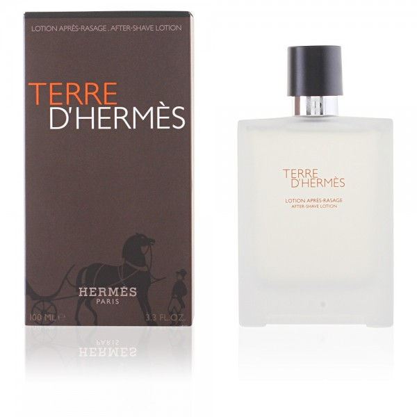 Hermes paris terre d'hermes after shave 100ml