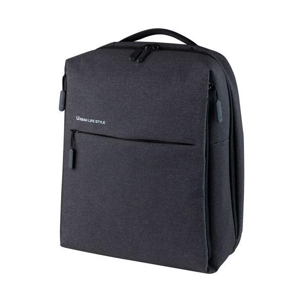 Xiaomi mi city bagpack gris oscuro mochila para portátil de 14'' alta calidad diseño urbano resistente al agua