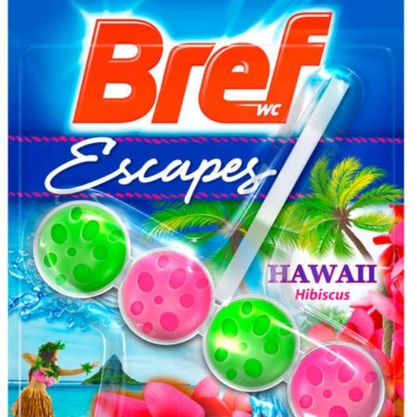 Bref Limpiador WC Escapes Hawaii Blister 1 u