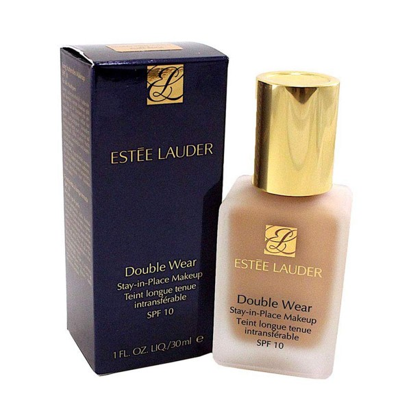 Estee lauder double wear stay in place makeup spf10 2c1 pure beige