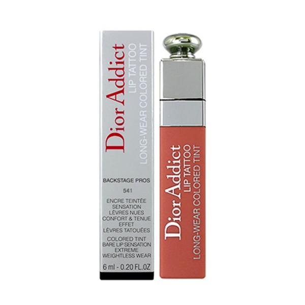 Dior addict lip tattoo barra de labios 541 natural sienna 1un