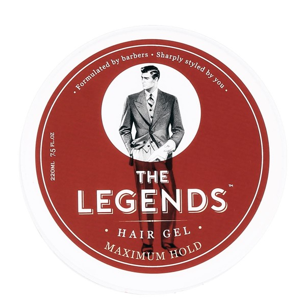 Eurostil the legends hair gel maximum hold 220ml