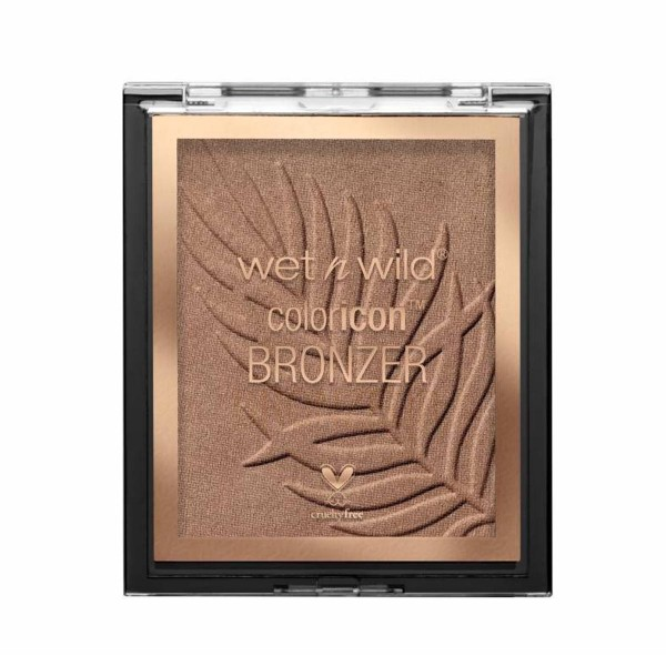 Wet'n wild coloricon bronzer powder sunset streaptease