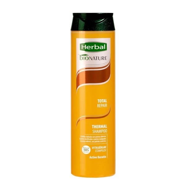 Herbal hispania bionature champu total repair thermal 350ml