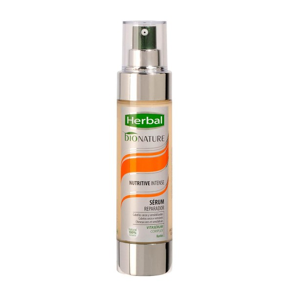 Herbal bionature nutritive intense serum reparador 100ml