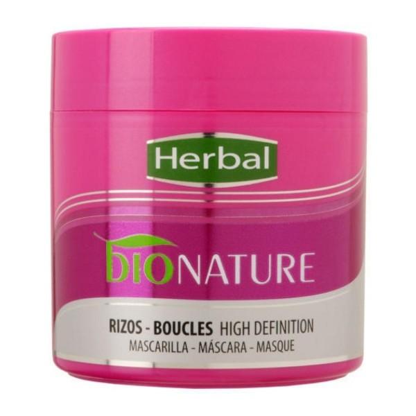 Herbal bionature rizon mascarilla 400ml
