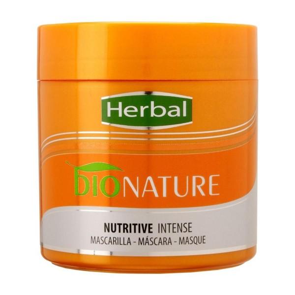 Herbal bionature nutritive intense mascarilla 400ml