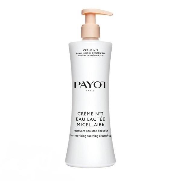 Payot paris nº2 eau lactee micellaire 400ml