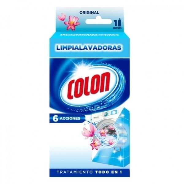 Colon limpia lavadoras tratamiento todo en 1 1 dosis