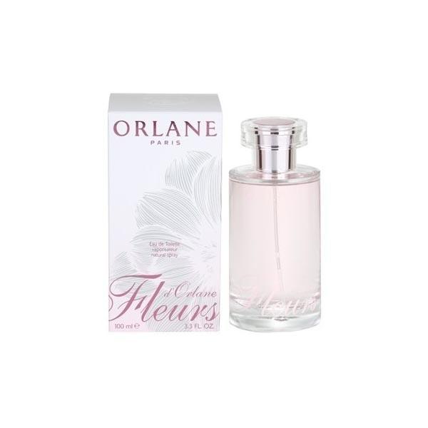 Orlane fleurs d'orlane eau de toilette 100ml vaporizador